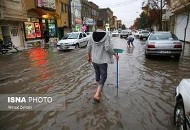 وزش باد نسبتا شدید در هشت استان کشور/پیش بینی بارش باران در بیشتر استانها