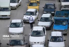 بازگشت ترافیک نیمه سنگین صبحگاهی به ورودی پایتخت