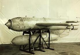 هنشل Hs ۲۹۳؛ درباره یک بمب پیشرفته در جنگ جهانی دوم!(+تصاویر)