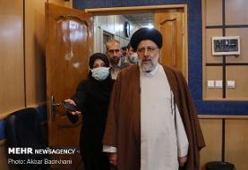 دیدار رئیس قوه قضائیه و شهردار تهران/ گزارش یک ساله شهرداری