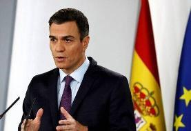 نخستوزیر اسپانیا برای تمدید قرنطینه شعری از گلستان سعدی خواند