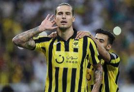 حکم حبس خانگی علیه فوتبالیست سرشناس صربستانی الاتحاد عربستان که قوانین مربوط به کرونا را رعایت نکرد