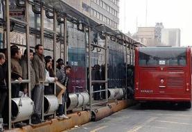 شناسایی هوشمند نقاط پرمسافر پایتخت و اعزام اتوبوسهای کمکی