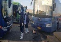 افزایش تعداد مسافران اتوبوس/فوت ۲ اتوبوسران بر اثر ابتلا به کرونا