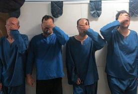 دستگیری ۵۰۶ خرده فروش موادمخدر در پایتخت