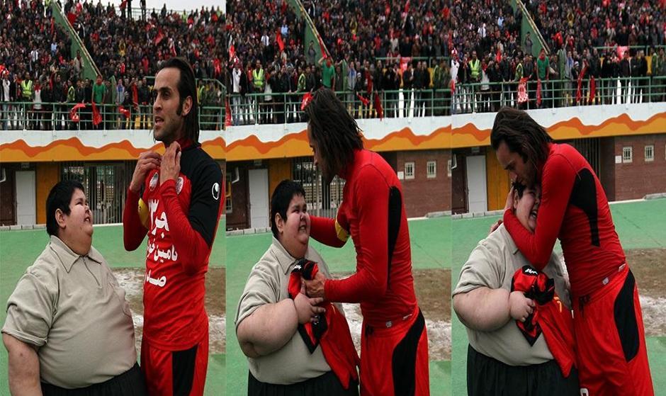 تصاویر: چاق ترین پسر ایران و هوادار علی کریمی در ۲۹ سالگی در گذشت