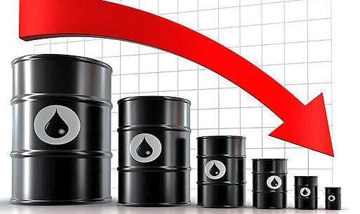 قیمت نفت بیشتر سقوط کرد