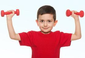 ورزش های مناسب کودکان در ایام قرنطینه