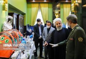 روحانی: توجه دولت به توسعه فضای مجازی باعث نقشآفرینی در عرصه مقابله با کرونا  شده است