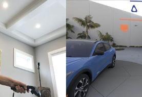 طراحی خودروهای فورد از خانه