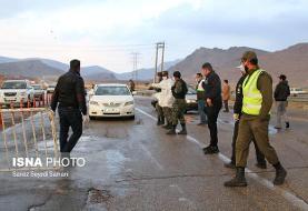 طرح فاصلهگذاری اجتماعی در ۵ نقطه شرق استان تهران در حال اجراست