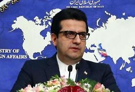 موسوی: بیش از ۳۰ کشور و سازمان به ایران کمک کردند
