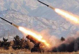 حمله موشکی به شرکت نفتی آمریکا در بصره 