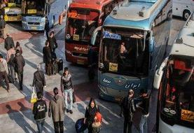 ورود مسافران به تهران ۸۳ درصد کاهش یافت