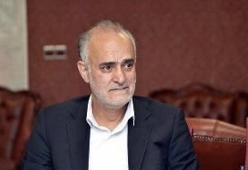 نبی دبیرکل فدراسیون فوتبال شد