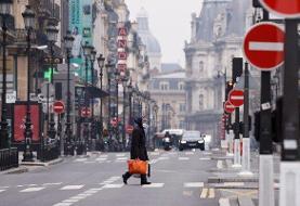 فرانسه با بدترین سقوط اقتصادی از جنگ جهانی دوم تا کنون روبرو شد