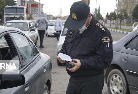 ۱۰ هزار خودرو در مشهد توقیف شد