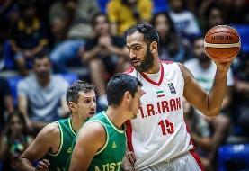 پنج بازیکن ایران نامزد بهترین بسکتبالیست آسیا