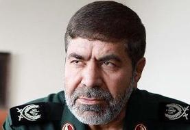 سخنگوی سپاه: محتوای نامه سردار غیبپرور به رئیس صداوسیما، موضع سپاه نیست
