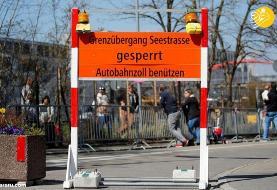 (تصاویر) کرونا یک مرز جدید در اروپا به وجود آورد!