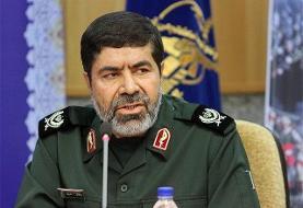 واکنش سخنگوی سپاه به انتقادات تند سردار غیبپرور از رئیس صداوسیما | موضع سپاه نیست