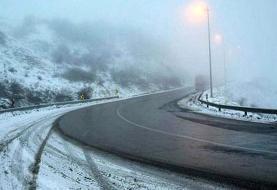 هشدار بارش برف سنگین در مازندران
