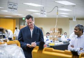 California lends 500 ventilators to 4 states, 2 territories