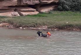 کشف یک جسد در محوطه آبشارهای شوشتر