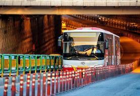 امکان سنجی اجرای طرح فاصله گذاری فیزیکی در ناوگان اتوبوسرانی پایتخت