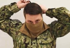 DIY T-Shirt Masks and Balaclavas: Military Services Release Face-Covering Guidance