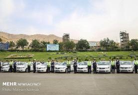 واکنش پلیس به جریمه خودروی کادر درمانی در گیلان