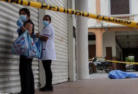 تصاویر: رهاسازی ۱۵۰ جسد قربانیان کرونا در خیابان های اکوادور به دلیل گرانی تابوت و دفن
