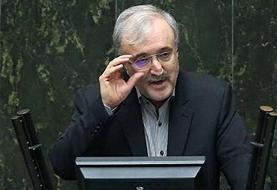 وزیر بهداشت: جزئیات شیوع کرونا در ایران را باید در جلسه غیرعلنی گفت