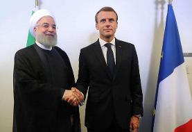 تماس ماکرون با روحانی؛ فرانسه دنبال چیست؟