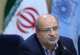رئیس ستاد کرونا تهران: فعلا طرح ترافیک اعمال نشود
