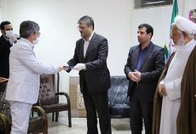 معرفی مسئولین قضایی جدید شهرستان پاکدشت