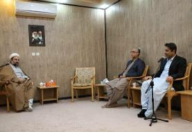 چشم امید مردم استان به نمایندگان مجلس است/ در موقعیت های سخت نیاز به تلاش بیشتر است