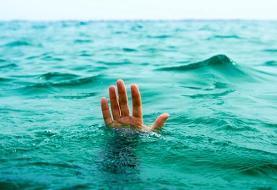رودخانه «مرگ» در «سیریک» جان ۲ دختر را گرفت