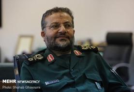 سردار سلیمانی انتخاب «قالیباف» به ریاست مجلس را تبریک گفت