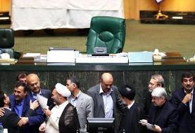 رقابت زیر سایه کرونا؛ صندلی لاریجانی به قالیباف میرسد؟