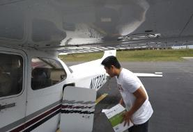 Coronavirus: 16-year-old pilot selflessly flies medical supplies to hospitals in need