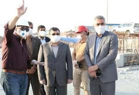 ترخیص و حملونقل سریع کالاهای اساسی و بهداشتی در بندر شهید رجایی
