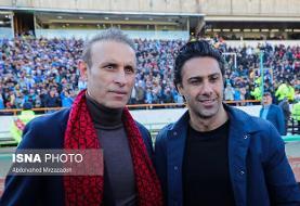 رقابت دایی،کریمی، مجیدی، نکونام، منصوریان و گلمحمدی در نظرسنجی AFC