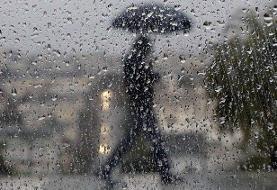 هواشناسی: بارش باران در تهران تا شنبه ادامه دارد