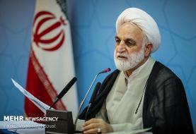 تدوین شیوه محاکمه بازداشتیها/ صدور دستورالعمل دورکاری قوه قضائیه