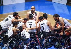 آقاکوچکی: تعویق پارالمپیک فرصت خوبی برای بسکتبال با ویلچر است