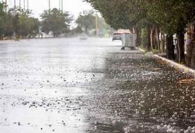 ادامه بارشها و هشدار وقوع سیل در برخی شهرها