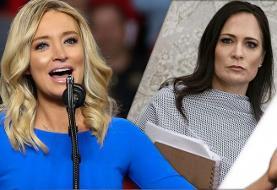 Kayleigh McEnany will replace Stephanie Grisham as White House press secretary