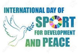 این یک پیام ویژه است؛ورزش برای صلح و توسعه