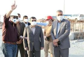 ترخیص و حمل و نقل کالاهای اساسی و بهداشتی به سرعت در بندر شهید رجایی در حال انجام است
